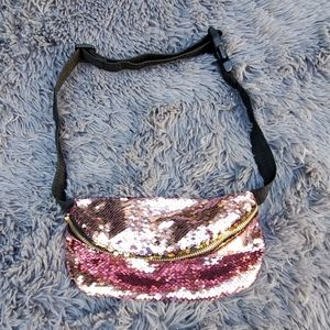 Sequined Bag